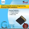 IProf GATE Computer Science And Engineering Previous Years Solutions SD Card (Memory Card)