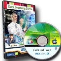 Easy Learning Apple Pro Video Series Final Cut Pro X Ripple Training Video Tutorial DVD (DVD)