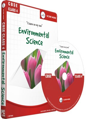 Buy Edurite CBSE Class 4 Environmental Science: Educational Media