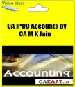 CAKART CA IPCC Accounts By CA M K Jain - Pen Drive