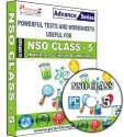 Practice Guru NSO Class 5 (CD)