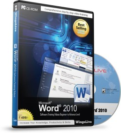 WingsLive Word 2010 Training Videos