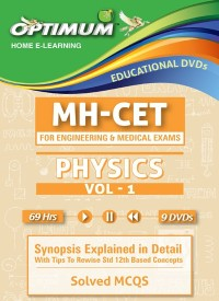 Optimum Educators CET-Physics-Vol-1