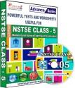 Practice Guru NSTSE Class 5 (CD)