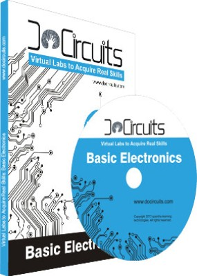 Buy DoCircuits Basic Electronics Virtual Lab: Educational Media