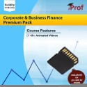 IProf Corporate And Business Finance Premium Pack SD Card (Memory Card)