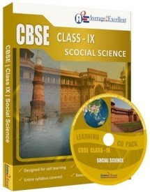 Average2excellent Class 9 Social Science Study Pack