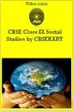 CBSEKART CBSE - Social Studies (Class 9) - DVD