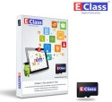 E-Class Elearning 10th Standard Semi-English Medium Memory Card For Maharashtra Board (Memory Card)