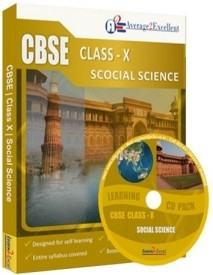 Average2excellent Class 10 Social Science Study Pack