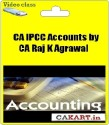 CAKART CA IPCC Accounts By CA Raj K Agrawal - Pen Drive