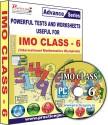 Practice Guru IMO Class 6 (CD)