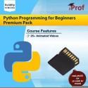 IProf Python Programming Premium Pack SD Card (Memory Card)