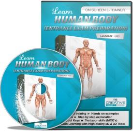 CreativeShift Human Body (Hindi) On Screen E Trainer
