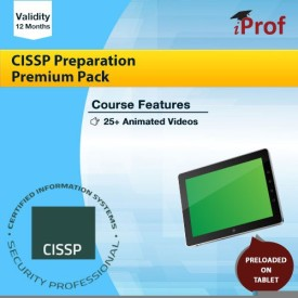 """iProf Cissp - Certified Information Systems Security Professional Preparation Premium Pack In Penta 10"""" Tablet"""