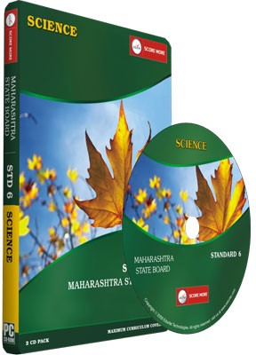 Buy Edurite Maharashtra State Board Class 6 Science: Educational Media