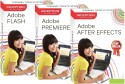 Inception Learn Adobe Flash  +  Adobe Premiere  + Adobe After Effects (CD)
