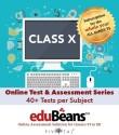 Edubeans Beans X Online Tests Preparation For Class 10 With Term & Unit Test (Online)