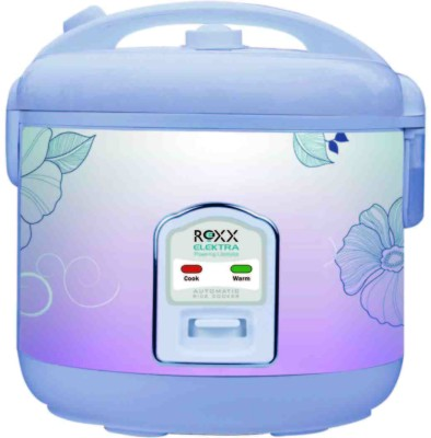 Roxx Poise 1.8 Litre Electric Rice Cooker