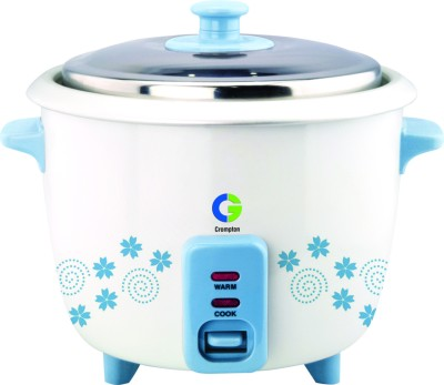 Crompton Greaves Rice Cooker 1L for Extra 25% Discount – Rs.1121. Only for Today