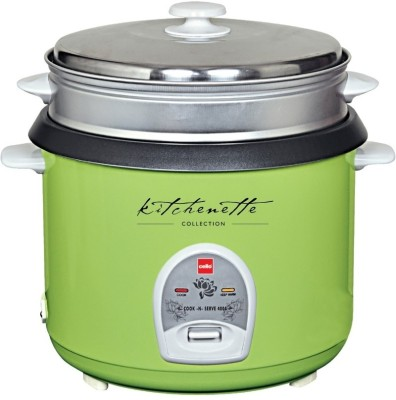 Cello Cook-N-Serve 400 B 2.8 Litre Rice Cooker