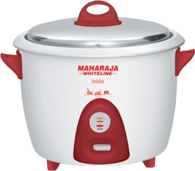 Maharaja Whiteline Inicio (RC-100) Rice cooker