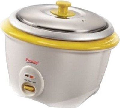 Prestige PPRHO V2 1.8-2 1.8 L Electric Rice Cooker with Steaming Feature