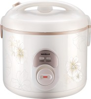 Havells Max Cook Plus 1.8 CL 1.8 L Electric Rice Cooker (White)