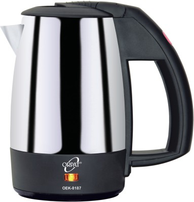 Orpat OEK-8187 Travel Electric kettle