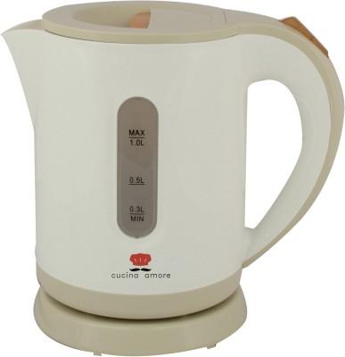 Cucina Amore NT-EK-1016 1.0 L Electric Kettle