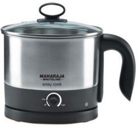 Maharaja Whiteline Easy Cook 1.2 Litre Electric Kettle