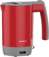 Havells Travel Lite 0.5 Electric Kettle (Red)