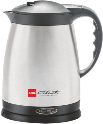 Cello Quick Boil 400 1.5 Litre Electric Kettle