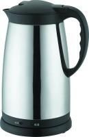 Deseo MX-18A 1.8 L Electric Kettle (Black & Silver)
