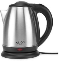 Citron EK005 1.8 L Electric Kettle (Silver)