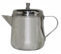 Smaran Stainless Steel 1001-smallgheekettle-size1 0.2 L Electric Kettle (Silver)