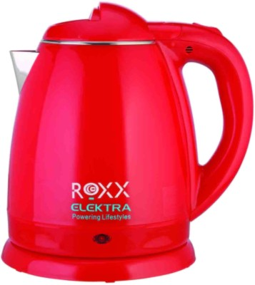 Roxx 5504 1.5 Litre Electric Kettle