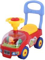 Magic Pitara Four Wheel Drive Car (Multicolor) - EROEA2FC6JAS2CUR