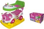Toyzone Jumbo Rider 3 In 1