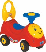 DealBindaas Cars, Trains & Bikes DealBindaas Sunny Rider Rides