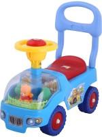 Magic Pitara Four Wheel Drive Car (Multicolor)