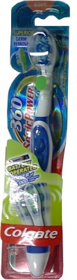 Buy Colgate 360 Sonic Power Electric Toothbrush: Electric Toothbrush