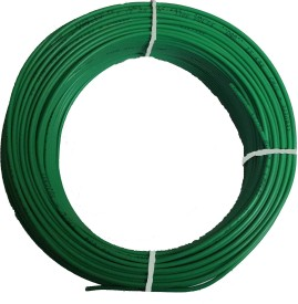 Citra FR PVC Green 90 m Wire