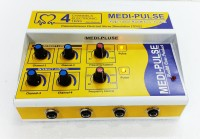 MEDI-PLUSE 4''CH DELUXE A/C & DC TEN'S MACHINE Electrotherapy Device (4''CH DELUXE MODEL)