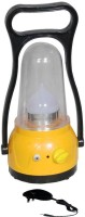 NEW URJJA MOON LANTERN YELLOW WITH CHARGER Emergency Lights (YELLOW, BLACK)