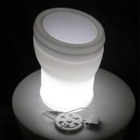 Smart And Green Illuseo Decorative Lights (White, Multicolor)