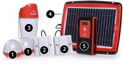 d.light DD 20 Solar Light