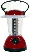 Saihan Rechargeable 20 LED Lantern With Overcharge Protection Emergency Lights (Red, White)