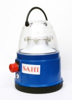 Sahi Rechargeable Mini With Charger Emergency Lights (Blue)