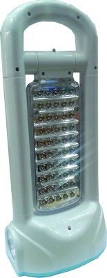 Super IT Solar 50 with Torch Emergency Lights White available at Flipkart for Rs.1050